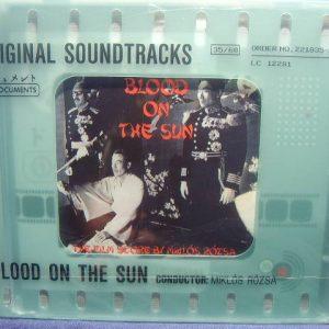 Blood on the Sun original soundtrack