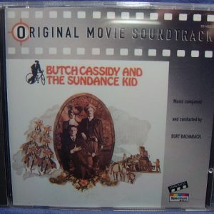 Butch Cassidy and the Sundance Kid original soundtrack