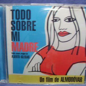 Todo Sobre Mi Madre original soundtrack