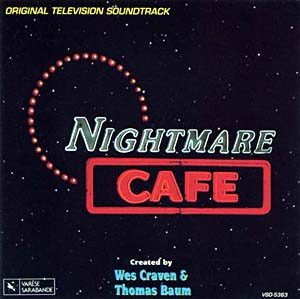 Nightmare Café original soundtrack