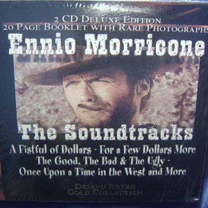 Ennio Morricone: the soundtracks original soundtrack