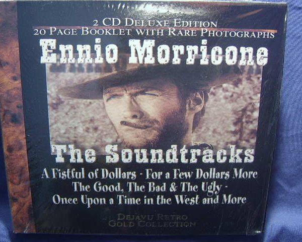 Ennio Morricone: the soundtracks original soundtrack