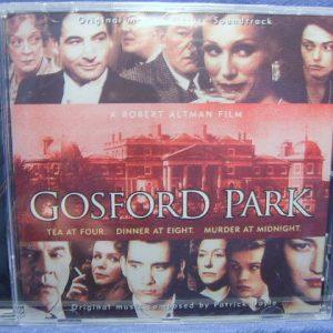 Gosford Park original soundtrack