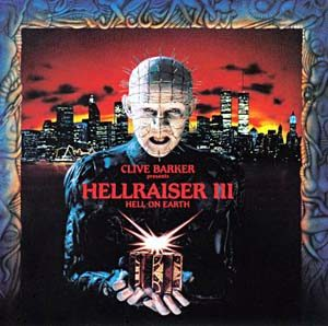 Hellraiser III: Hell on Earth original soundtrack