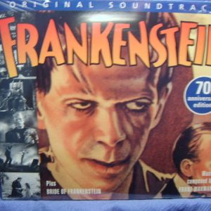 Frankenstein & Bride of Frankenstien original soundtrack