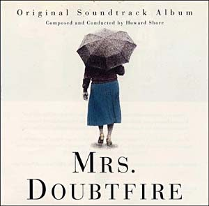 Mrs Doubtfire original soundtrack