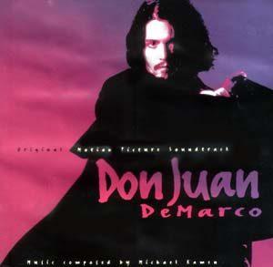 Don Juan Demarco original soundtrack
