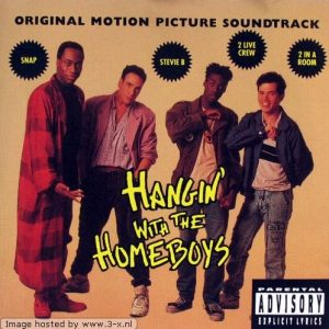 hangin with the homeboys original soundtrack