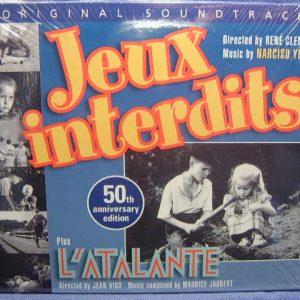 Jeux interdits + l'Atalante original soundtrack