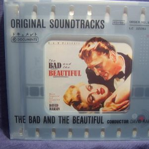 Bad and the Beautiful original soundtrack
