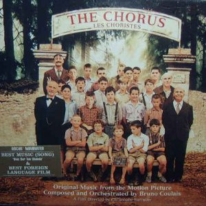Les Choristes (The Chorus) original soundtrack