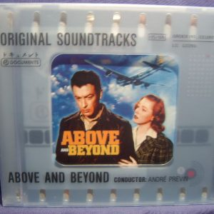 Above and Beyond original soundtrack