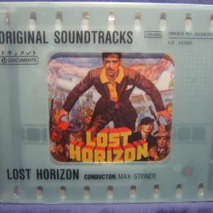 Lost Horizon original soundtrack