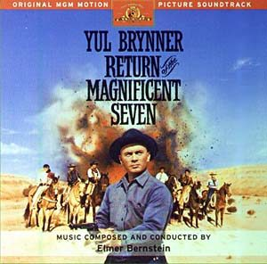 Return of the Magnificent Seven original soundtrack