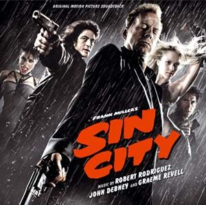 Sin City original soundtrack