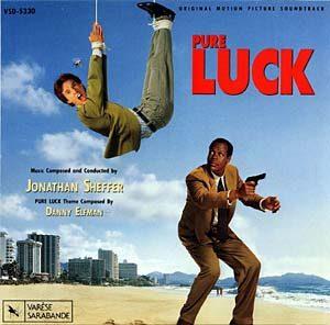 Pure Luck original soundtrack