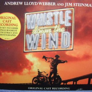 Whistle Down the Wind: original cast original soundtrack