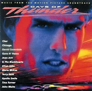 Days of Thunder original soundtrack