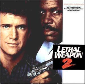 Lethal Weapon 2 original soundtrack