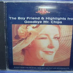 Boy Friend & Goodbye Mr Chips original soundtrack