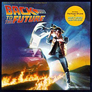 Back to the Future original soundtrack