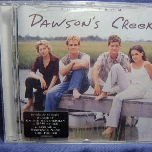 Dawson's Creek original soundtrack