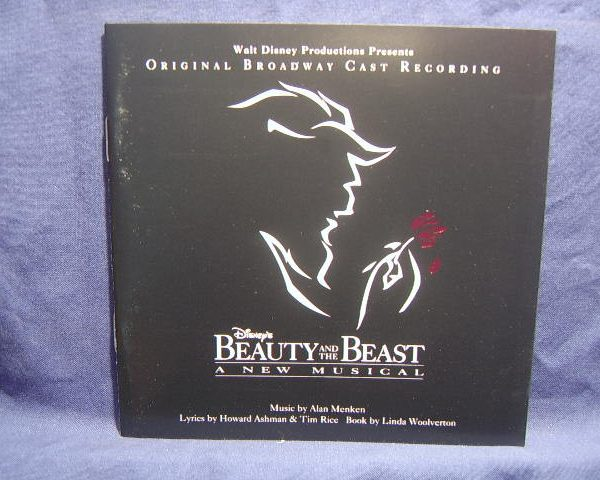 Beauty and the Beast: broadway cast original soundtrack