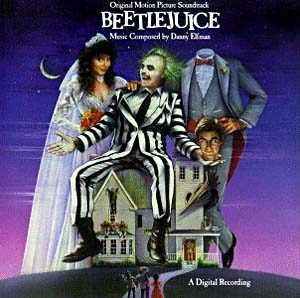 Beetlejuice original soundtrack