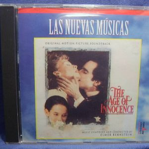 Age of Innocence original soundtrack