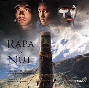 Rapa Nui original soundtrack