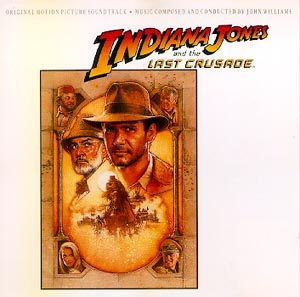 Indiana Jones and the last crusade original soundtrack