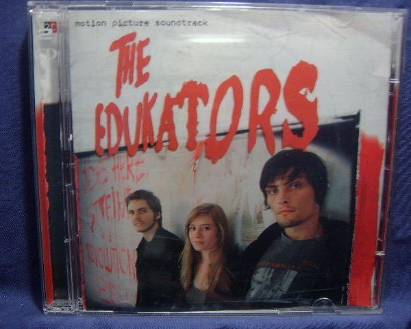 Edukators original soundtrack