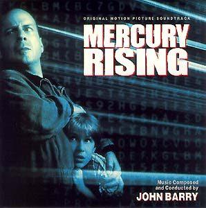 Mercury Rising original soundtrack