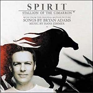 Spirit: Stallion of the Cimarron original soundtrack