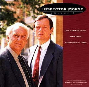 Inspector Morse: volume 3 original soundtrack