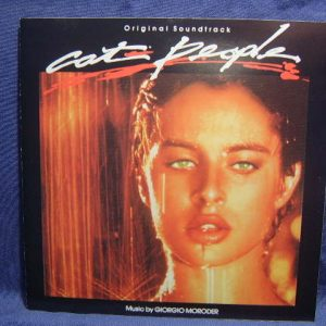 Cat People original soundtrack