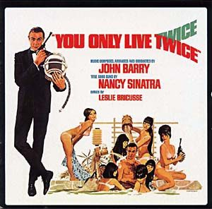 You Only Live Twice original soundtrack