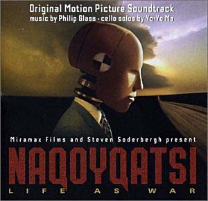Naqoyqatsi original soundtrack
