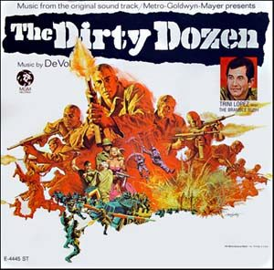 Dirty Dozen original soundtrack