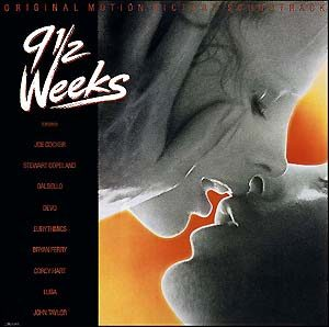 9½ weeks original soundtrack