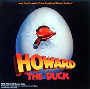 Howard the Duck original soundtrack