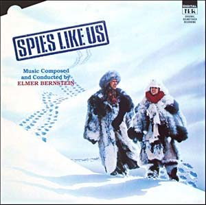 Spies Like Us original soundtrack