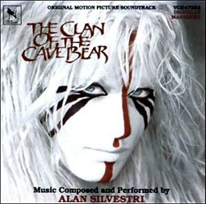 Clan of the Cave Bear original soundtrack