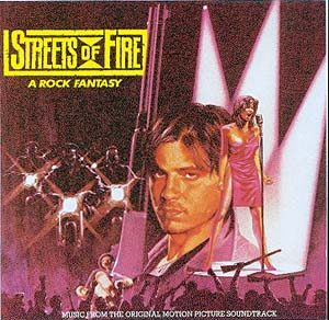 streets of fire original soundtrack