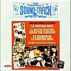 Pink Panther original soundtrack