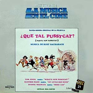 What's New Pussycat? original soundtrack