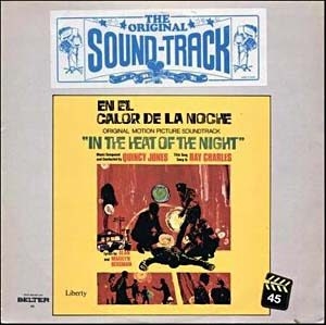 In the Heat of the Night original soundtrack