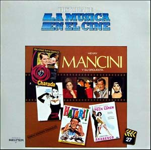 Mancini original soundtrack