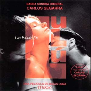 Edades de Lulu original soundtrack