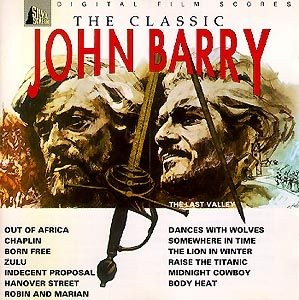 Classic John Barry original soundtrack